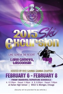 RGGQues Ski Excursion 2015